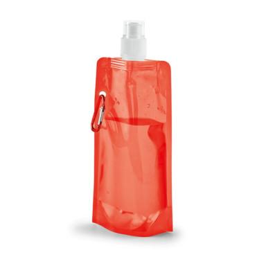 Бутылка (фляга) спортивная мягкая на 460 мл