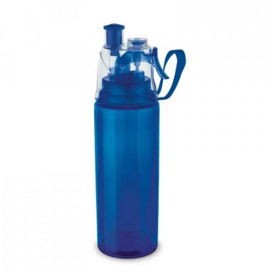 Бутылка спортивная с распылителем на 600 мл