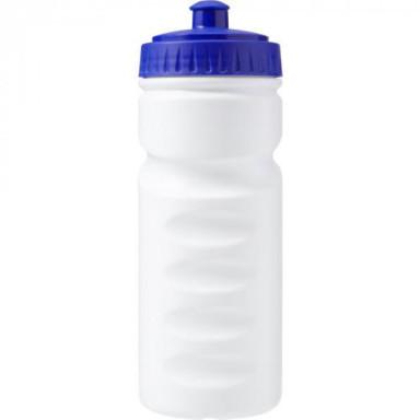 Перерабатываемая пластиковая бутылка для питья с питьевой насадкой