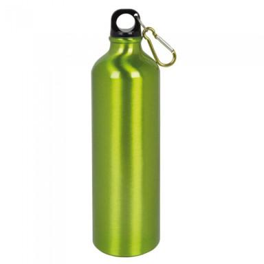 Алюминиевая бутылка для воды с карабином Big transit