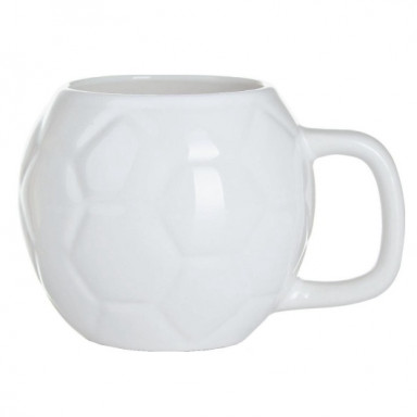 Чашка керамическая Footclub 400 мл
