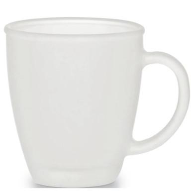 Чашка стеклянная матовая Circeya Frozen 350 мл