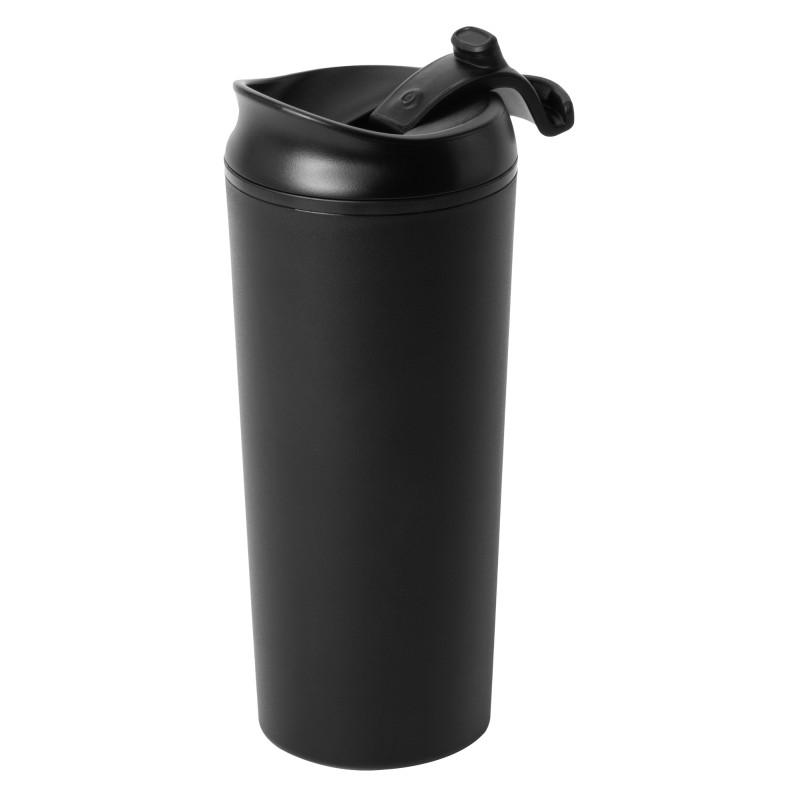 Термокружка пластиковая с присоской  BOSS