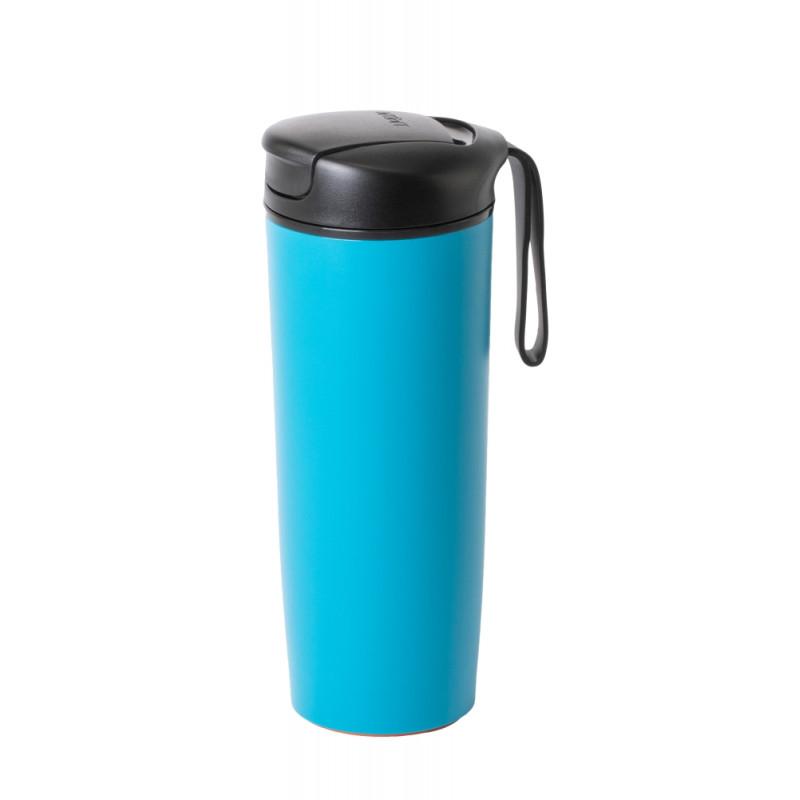 Термокружка пластиковая с присоской PRIME