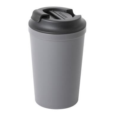 Термокружка пластиковая с присоской  TO GO