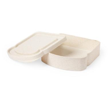 Бамбуковый контейнер для еды Сендвич