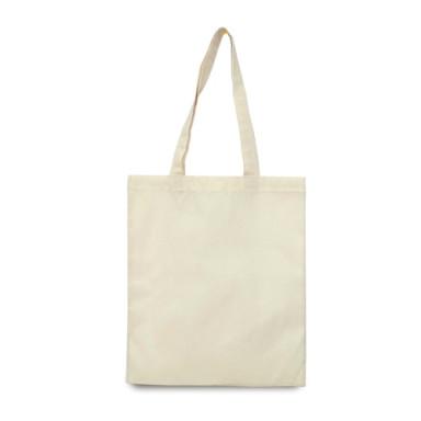 Эко сумка из хлопка (35х41 см.), 150 г/м2.