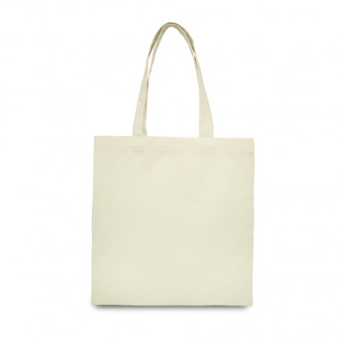 Эко-сумка из хлопка (38х40 см.), 240г/м2.