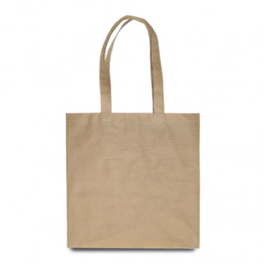 Эко-сумка из спанбонда с ручками