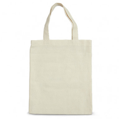 Эко-сумка из хлопка (35х41 см.), 210 г/м2.