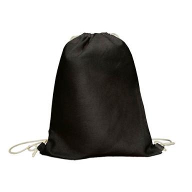 Эко-рюкзак из хлопка (35х45 см.), 240 г/м2.