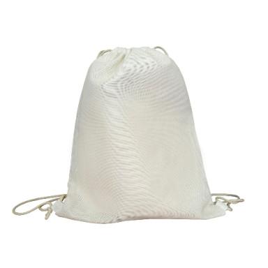 Эко-рюкзак из хлопка (35х45 см.),  плотность 210 г/м2.