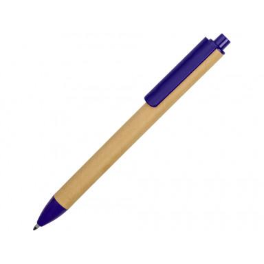 Ручка картонная шариковая  Эко 2.0