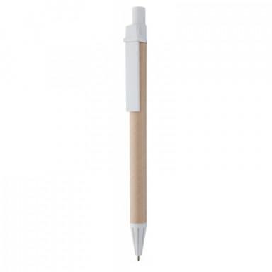 Шариковая эко ручка