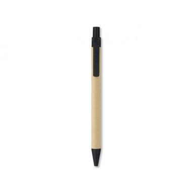 Шариковая эко ручка из биоматериала