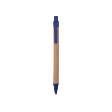 Шариковая эко ручка из переработанного картона