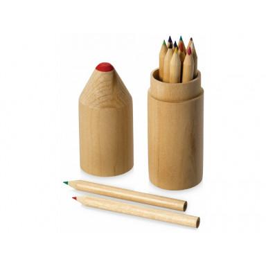 Набор из 12 карандашей Drawing