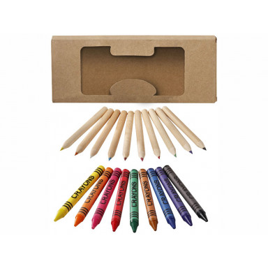 Набор из 19 карандашей Скетч