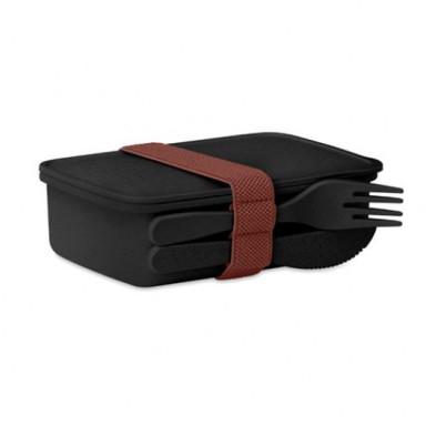 Ланч бокс eco ASTORIABOX с вилкой и ножом