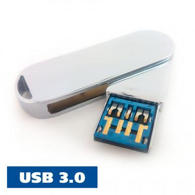 USB флешка из металла USB 3.0