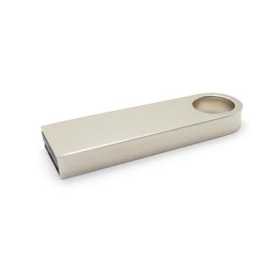 Сувенирная флешка в металлическом корпусе