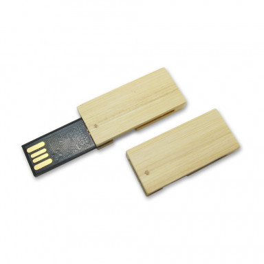 Деревянная USB флеш-карта Wood