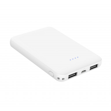 Универсальное зарядное устройство Pocket на 5000 mAh