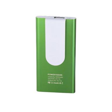 Повербанк (портативный аккумулятор) HitClip, 3000 mAh, с клипсой