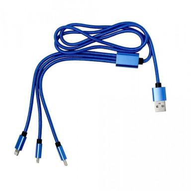 Зарядный кабель-переходник 4 в 1