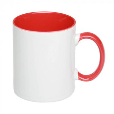 Чашка керамическая Евро-цилиндр на 310 мл