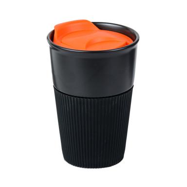 Керамическая чашка Viola Matte Black