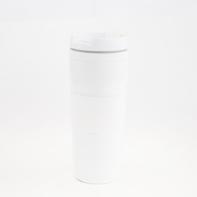 Термокружка металлическая Soft Crema