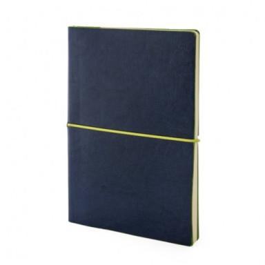 Блокнот ENjoy FX (А5 mini) кремовый блок, чистые листы