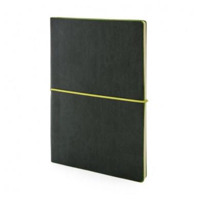 Блокнот ENjoy FX (А5 mini) кремовый блок, чистые листы, ПРИНТ