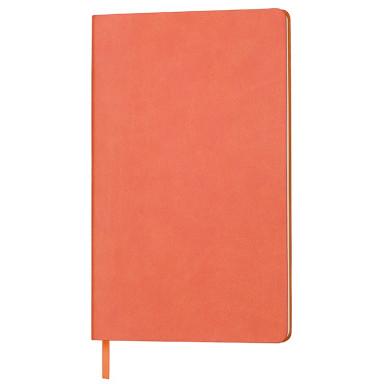 Блокнот thINKme Audrey A5, мягкая обложка, линейный блок, 128 страниц