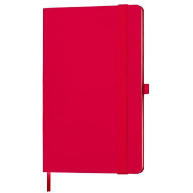Блокнот thINKme Gracy A5, мягкая обложка, линейный блок, 192 страниц, держатель для ручки, резинка-фиксатор