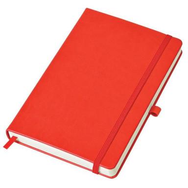 Блокнот thINKme Justy A5, твердая обложка, линейный блок, 256 страниц