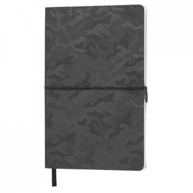 Блокнот thINKme Tabby Franky A5, мягкая обложка, клетчатый блок, 256 страниц