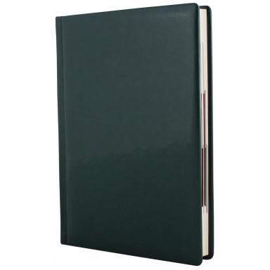 Ежедневник недатированный  A5, Gloss, кремовый блок