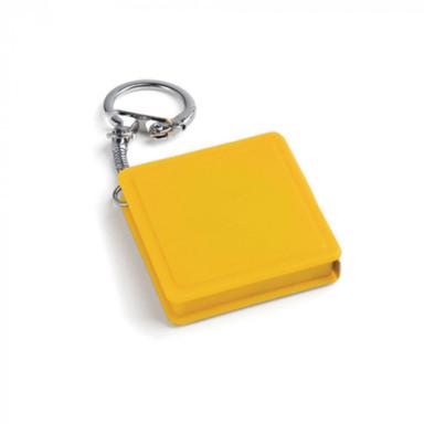 Брелок-рулетка пластиковый Inch