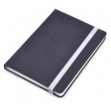 Записная книжка А5 ТМ Paperbook - Canvas, кремовая бумага в линейку