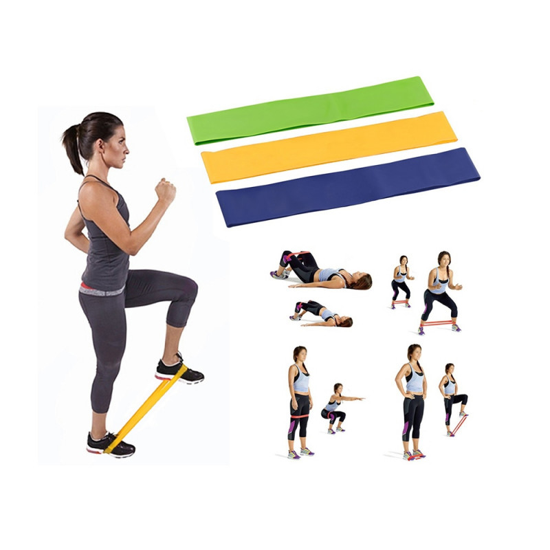 Набор фитнес-резинок
