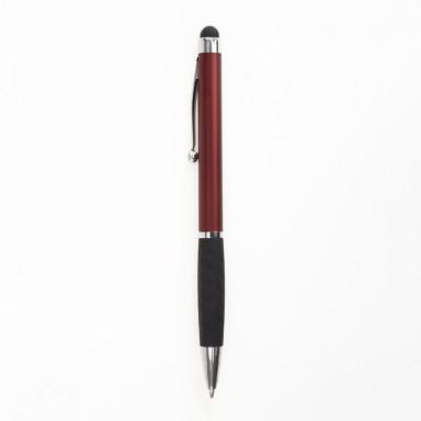Тонкая и легкая пластиковая ручка со стилусом