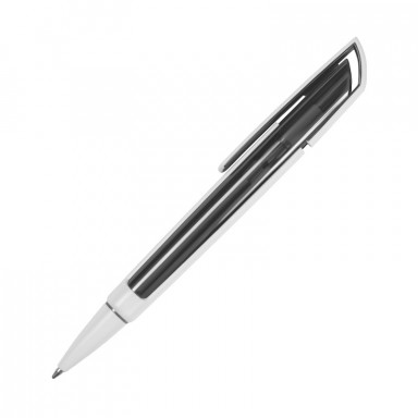 Ручка пластиковая под нанесение  логотипа
