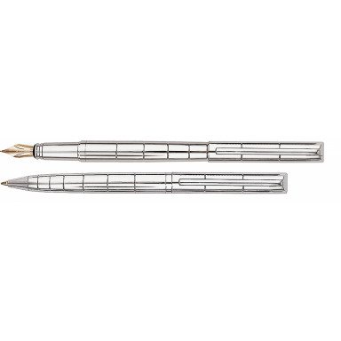 Набор ручка шариковая и перьевая ТМ Cabinet - Glossy Couple