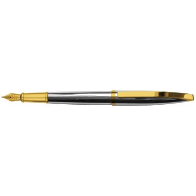 Ручка металлическая перьевая ТМ Cabinet - Monaco