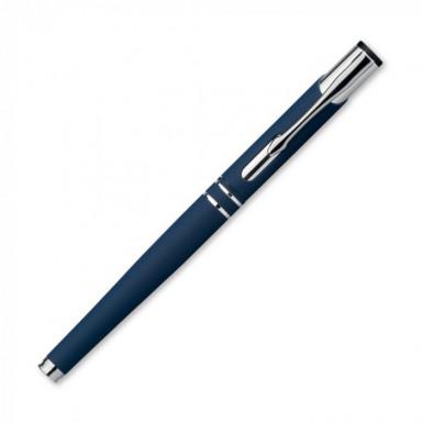 Металлическая ручка-роллер  с покрытием soft touch