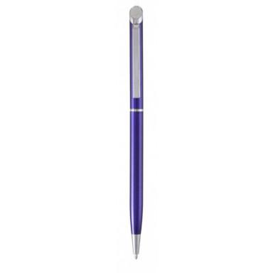 Ручка металлическая с глянцевым лаковым покрытием