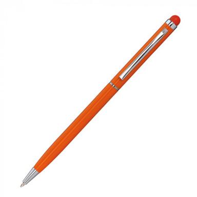 Шариковая ручка-стилус из металла