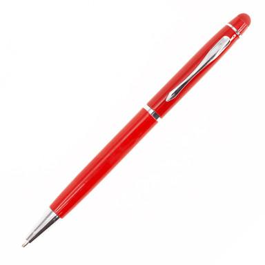 Металлическая шариковая ручка Gloria со стилусом